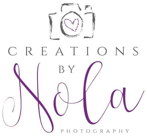 Creations by Nola Photography Logo